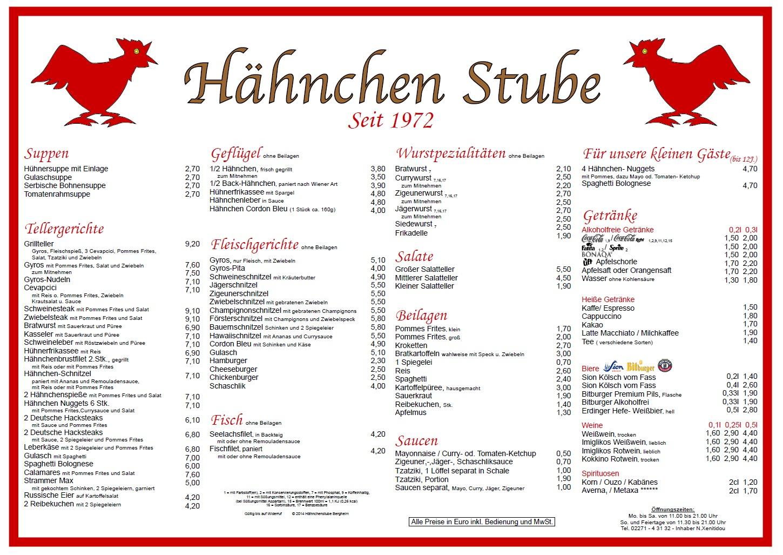 haenchen-stube